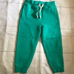 NWT Hanna Andersson Toddler Sweatpants